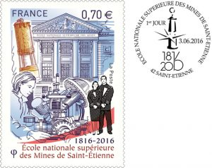 Bicentenaire 2016 - Bureau de poste saint etienne du rouvray ...