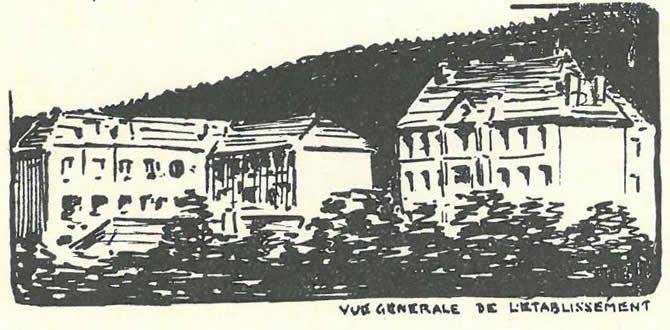 Le site de Chantegrillet, Le Pic qui chante n° 1, 1920