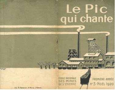 Le Pic qui chante n° 3, décembre 1920 © Association ICM
