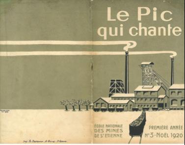 Le Pic qui chante n° 3, décembre 1920 © Association ICM