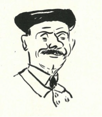 Le concierge Philippe © Association ICM