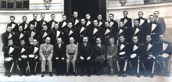 Promotion 1933-36 de l'École nationale supérieure des mines de Saint-Étienne