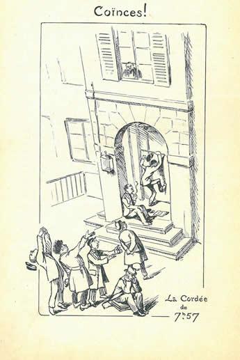 La rentrée du matin à Chantegrillet, Le Pic qui chante n°2, 1920