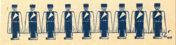 Le Pic qui chante, 1933