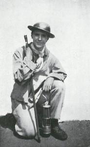 Jean Gambut, Le Pic qui chante 1930 n° 38 © Association ICM