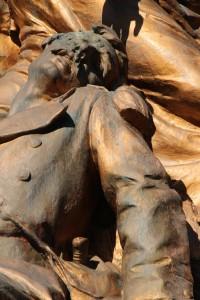 Monument aux morts de 1870, Saint-Etienne- © H. Jacquemin
