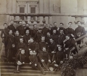 La promotion 1877 © Archives Départementales de la Loire