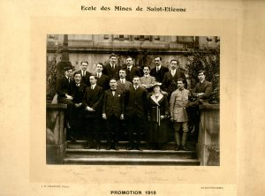 Promotion 1919 © Alumni Mines Saint-Étienne