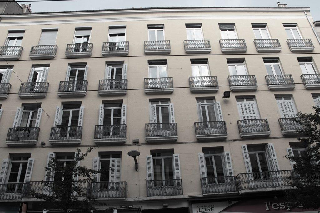 Premier site de l'École des Mineurs, actuellement 3 rue du général de Gaulle © H. Jacquemin