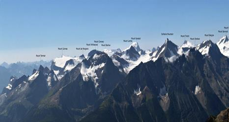 Mont Termier 2588m (Colombie Britannique) http://summitsearch.org/photos/6797-freshfield-icefield-panorama-photo