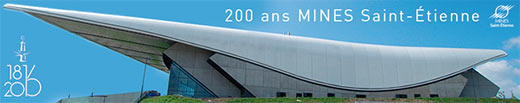 Mines Saint-Étienne au Zénith le 6 février 2016