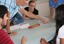 Innovation pédagogique : accueil d'un spécialiste de l'APP