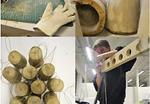 Trois étudiants invités à la « Design Week » de Bologne