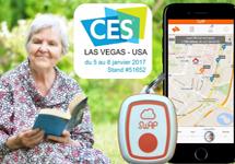 Swap Assistance présent au CES de Las Vegas
