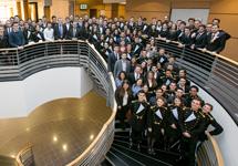 170 nouveaux diplômés de Mines Saint-Étienne