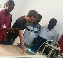 Le projet de campus franco-sénégalais