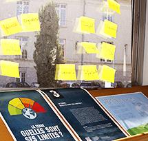 Workshop pluridisciplinaire du Master Prospective Design