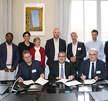 Une coopération privilégiée Recherche & Innovation avec EOVI