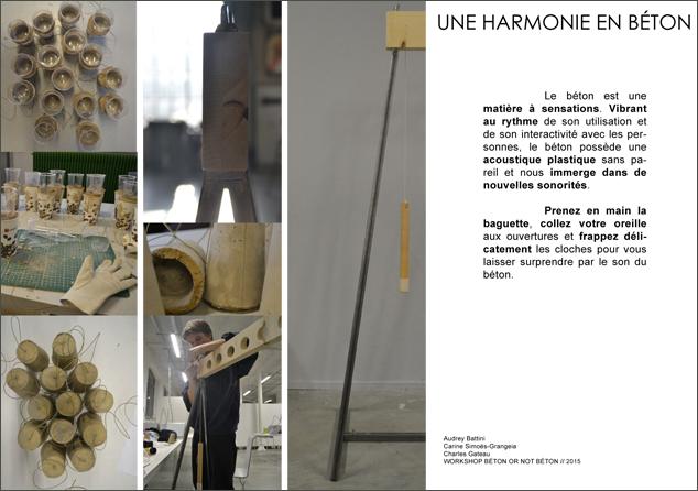 harmonienbeton