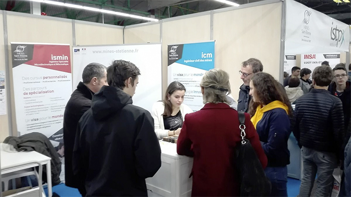 salon de l 39 tudiant saint tienne 2017 panoramines