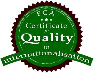 Certificat for Quality in Internationalisation (CeQuInt)